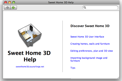 Sweet home 3d users guide malvernweather Image collections